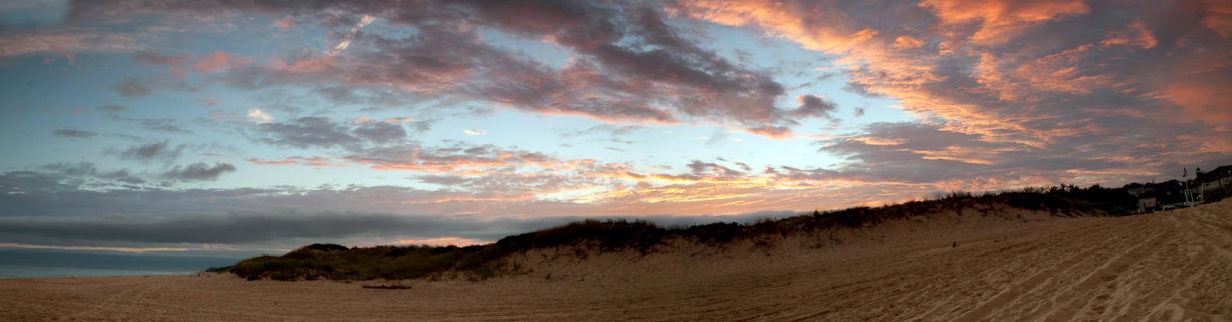 Landscape Photography, Nicholas G. Licata, Sunset, Beach Photography, Panorama